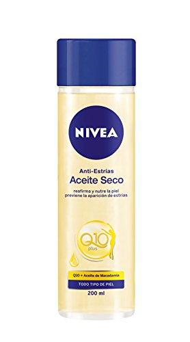 Nivea - Aceite Q10 Plus seco anti-estrías - para todo tipo de piel - 200 ml