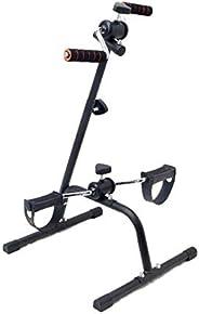 OUKA - Adjustable Exercise Bike - Exercise Bike with Adjustable Resistance for Children/Elderly, Slimming Spor