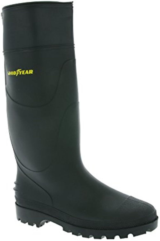 Goodyear botas de agua/botas de trabajo de hombre