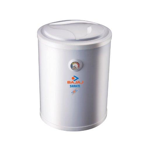 Bajaj Shakti Plus 6-litre 3000-watt Storage Water Heater (ivory)