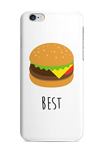 Couple Case Burger Und Pommes Fries Hamburger Essen Partnerlook Partner Case Beziehung Freunde Best Friends Best Buddys Beste Freunde iPhone 6 / 6S