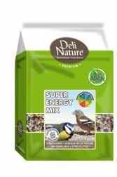 Deli Nature Litière Doublure (été) Mangeoire pour oiseaux 1 kg