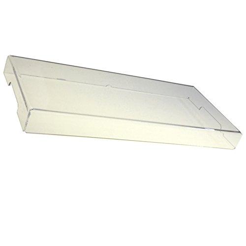 . Schutz-haube für mittelgroße Tastaturen Wasserdichter Universal-PC-Desktop-Tastatur-Skin-Protector-Cover (Apple-laptop-tastatur-abdeckung)