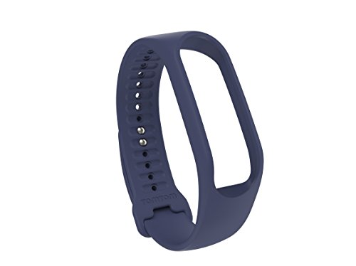 TomTom Touch Wechselarmband - Indigo, Größe S (geeignet für alle TomTom Touch & TomTom Touch Cardio Modelle)