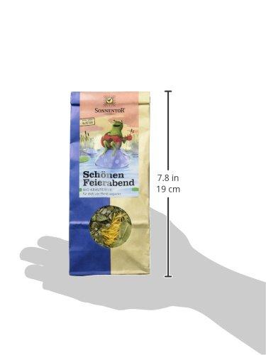 Sonnentor Schönen Feierabend-Kräutertee lose, 1er Pack (1 x 50 g) – Bio - 6