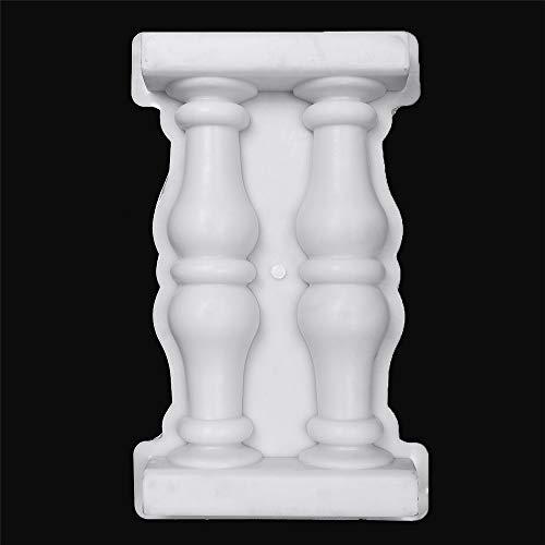 ExcLent Römische Säule Form Kunststoffform Für Beton Diy Handwerk Home Garden Ornament Dekor