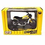 Original Ducati Scrambler Icon Maisto Moto modello 1: 18Scale Bike Model 987694370