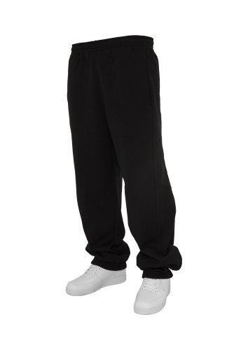 Urban Classics Bekleidung Sweatpants, Pantaloni sportivi da Uomo Nero