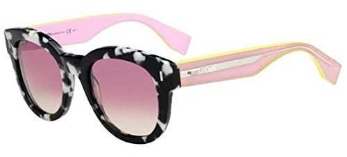 fendi-color-block-ff-0026-s-rotondo-acetato-donna-marbled-pink-cherry-shaded-silver-mirrorudl-ev-50-