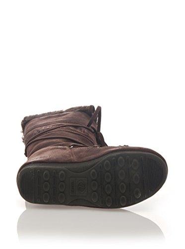 Dopo lo sci w.E burro Moon Boot originali Marrone (marrone)