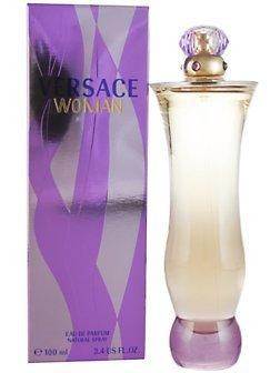 Parfum Pour Femme–Versace Woman Eau de parfum pour femme en flacon vaporisateur 100ml