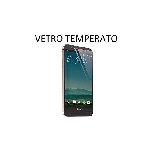 PELLICOLA PROTEGGI DISPLAY VETRO TEMPERATO 0,33mm per HTC ONE M9 PLUS