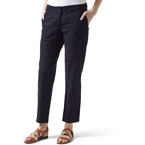 Craghoppers Damen Odette Trousers, Dark Navy, 46 Preisvergleich