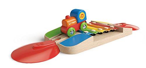 Holzspielzeug Hape Xylophon Regenbogen Rainbow E0302 NEU Musikinstrument