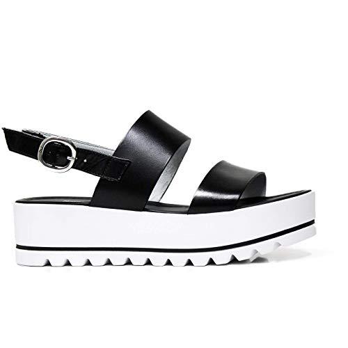 Nero Giardini Sandalo Donna MOD. P908322D Nero 41