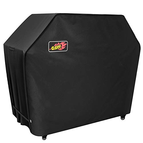 OMorc Gas Grill Cover, 58-Inch 3-4 Burner - Medium 147cm