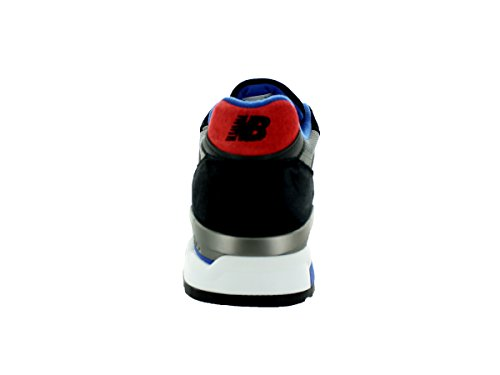 New Balance M998 Connoisseur Guitar Chaussure de sport homme Grey/Black/Blue/Red
