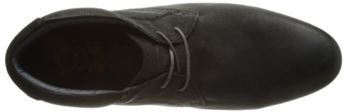 Base London - Orbit, Stivali Uomo Nero (Noir (Black Softy))