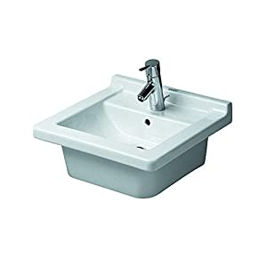 Lavandino Duravit Starck 3 lavabo sospeso 030348