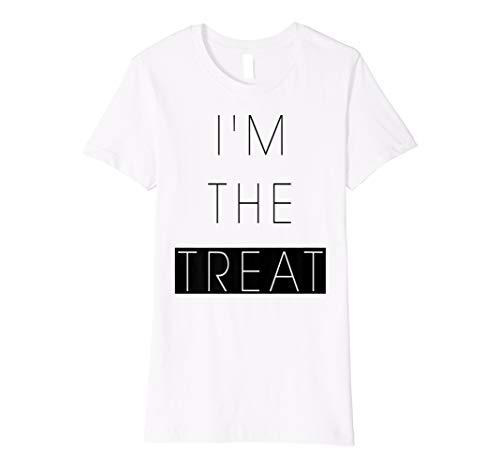 Damen Cute Kostüm I'm The Treat Shirt - Trick Or Treat Tee