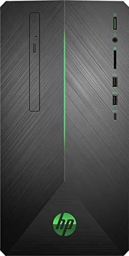 HP Pavilion Gaming 690-0031ns - Ordenador de sobremesa (Intel Core i5-8400, 8GM RAM, 1TB HDD, NVIDIA GeForce GTX1060-3GB, Windows 10 Home), color negro