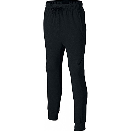 Nike DF Training Fleece Pant YTH-Hose für Jungen L schwarz -