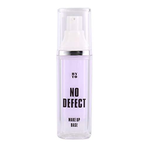 Flüssige Sonnencreme (Frauen Primer langlebige Pre-makeup Foundation Basis 30 ml Flüssige Concealer Wasserdichte Sonnencreme Damen Make-Up Creme 3#)