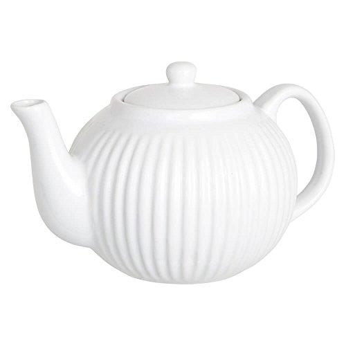 IB Laursen 2039-11 - Teekanne Mynte Pure - weiß - 1 Liter