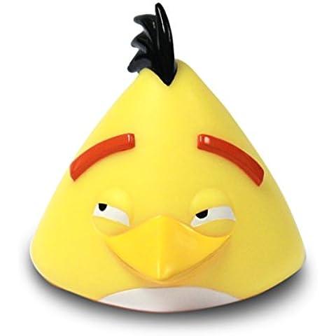Angry Birds 50482 compagno di Illumi Mandrino Luce Che Cambia Colore, Plastica, Giallo