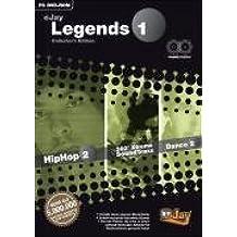 Ejay Legends 1 [Importación alemana]