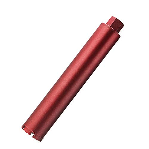ExcLent 63/76Mm Diamond Core Drill Bit Length 370Mm Hole Puncher For Industrial Air-Conditioner - 76mm