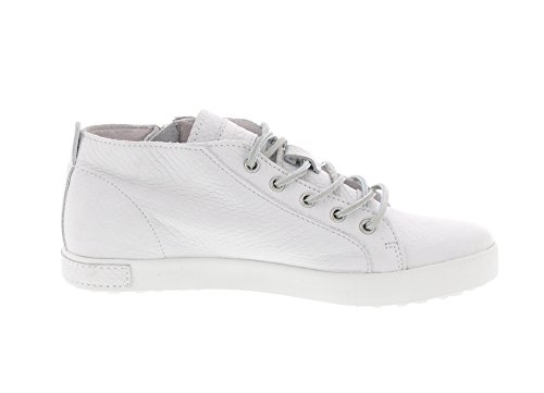 Blackstone Nl35, Baskets Hautes Femme white