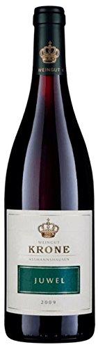 Juwel Assmanshäuser Spätburgunder Qualitätswein trocken 2011 - Krone Assmanshausen (Krone 003)