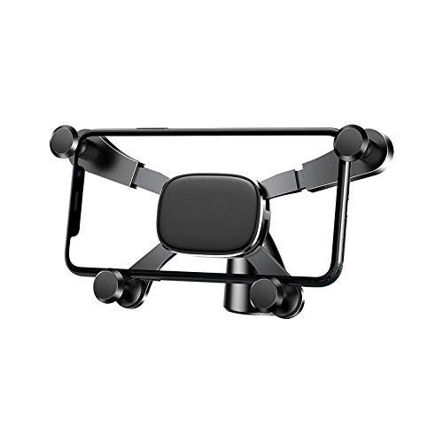 Multifunktions Mini Lazy Navigation Clip, Auto Air Outlet Horizontal Bildschirm Schwerkraft Autotelefonhalter -