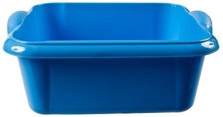 Schüssel, 8 Liter, 14 x 34 x 28 cm, Blau, Polypropylen