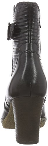 Gabor Shoes 32.874 Damen Kurzschaft Stiefel Schwarz (schwarz (Micro) 67)