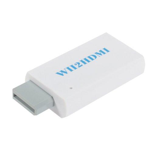 Wii2hdmi Wii a HDMI 3.5mm Audio Convertidor Adaptador Caja Wii-link