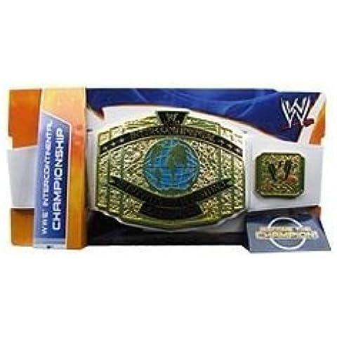 WWE Campeonato Título CINTURÓN - WWE INTERCONTINENTAL Cinturón
