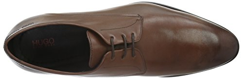 Hugo C-Dresios_Ltbu 10190140 01, Derby Homme Marron (Medium Brown 214)