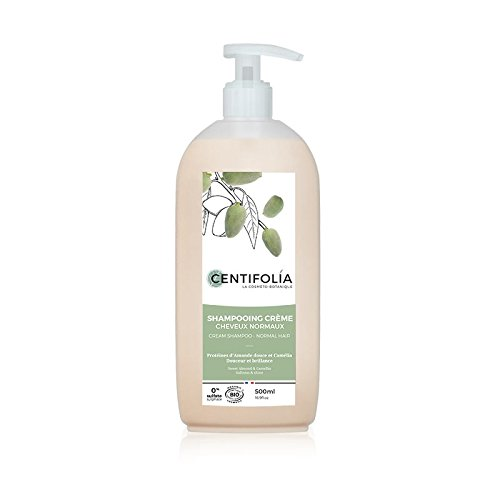 Shampoing cheveux normaux BIO - pompe 500 ml