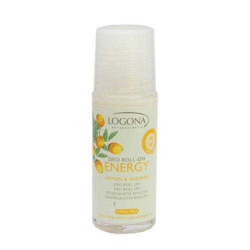 DEO ROLL-ON Lemon & Ingwer 50 ml Flüssigkeit
