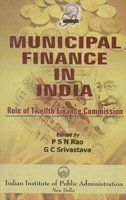 Municipal Finance in India