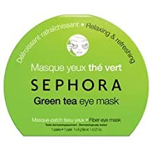 Sephora Eye Care Face Mask Tè Verde, ispirato da asiatico bellezza rituale