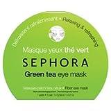 Sephora - Maschera per il viso e il contorno occhi al tè verde, ispirata ai rituali di bellezza asiatici