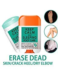 Fortheskin - KEEP CALM and SLEEPING FOOT CARE
