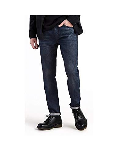 Levis Herren Jeans 512 Slim Taper FIT 28833-0279 Dunkelblau, Hosengröße:31/32 (512 Levis Jeans)