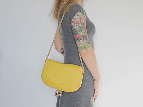 Gelbe Tasche - 2