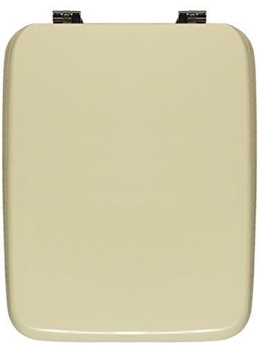 Copriwater sedile wc per ideal standard velara champagne coprivaso poliestere alta qualita'
