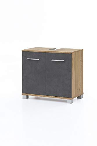 Collection 2 Tür-unterschrank (Beauty.Scouts Möbel Collection Semper Waschtischunterschrank Judy 6