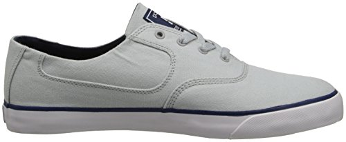 DC - Sneaker FLASH TX M SHOE ESU, Uomo Grigio (Grau (Light Grey))